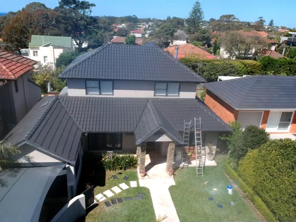 roof respray sydney